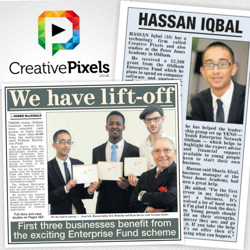 Oldham Fund PhotoGrid - Hassan Iqbal