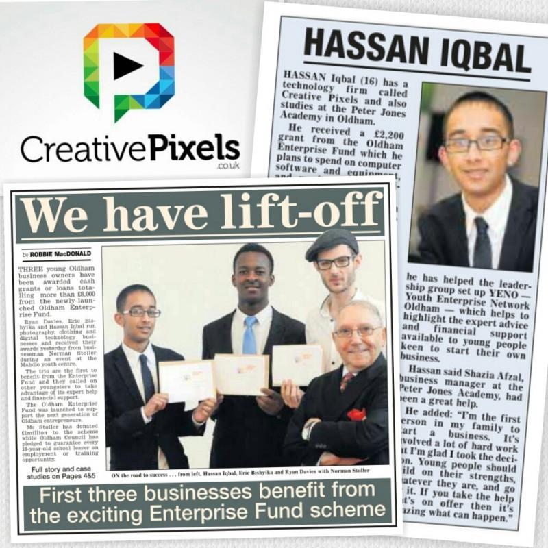Oldham Fund PhotoGrid - Hassan Iqbal